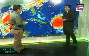 AVISO DE CICLON TROPICAL No. 15. (+Video )