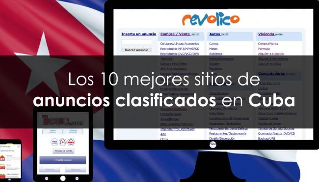 Los 10 Mejores Sitios De Anuncios Clasificados En Cuba Cubalan